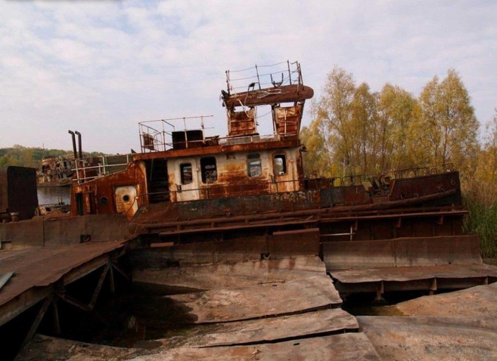 прием кораблей на металлолом выполняется компанией ООО «Очаково Металл»