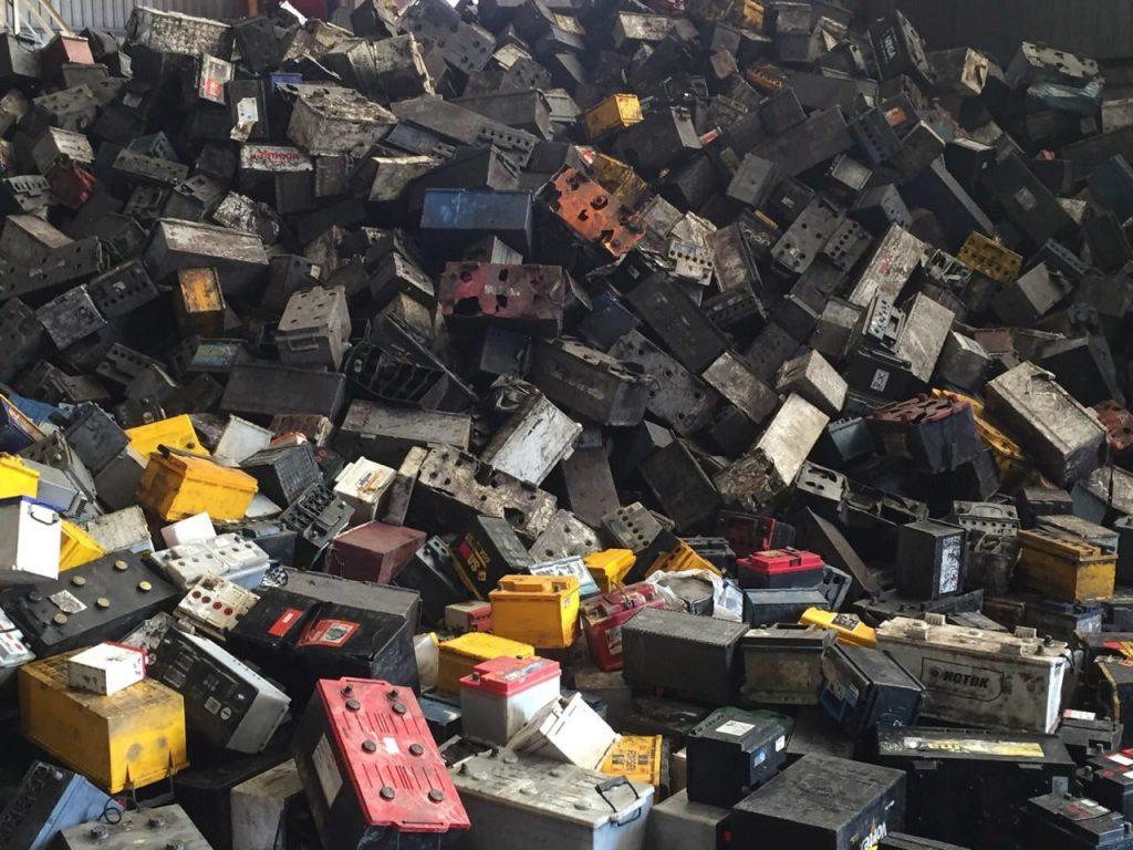 Приём свинцовых аккумуляторов в Очаково Металл