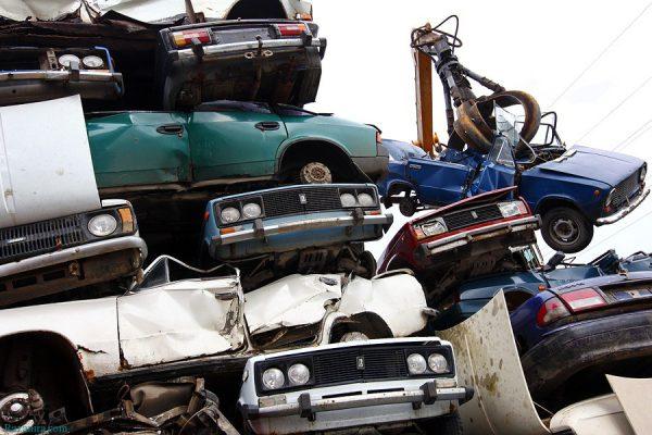 Сдать автомобиль в металлолом Очаково Металл